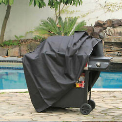 60 Big Grill Covers Waterproof Heavy Duty Garden Bbq Cover Smoker Protection