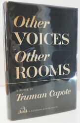 Truman Capote / Other Voices Other Rooms Inscribed First Edition 1948