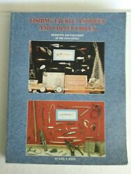Fishing Tackle Antiques And Collectables-reference-evaluation Of Pre-1960 Tackle