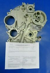 Lycoming Tio-540 Accessory Drive Case Lw-15700 Casting 31454 W/ 8130 0320-64