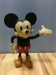 Disney Mickey Mouse Figure Figurine Rare Collectible 1928 Limited Usa Japan F/s