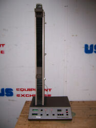 11502 Tinius Olsen 1000 Pull Tester W/ 100 Lb Load Cell And About 34 Of Travel