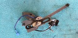 2008 Yamaha - 4 Stroke Outboard F225 Shifter And Neutral Switch Assy