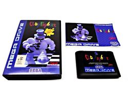 Clay Fighter Ozisoft Sega Mega Drive Pal Game Suit Collector Genesis Nomad +fp