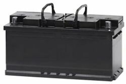 Replacement Battery For Mercedes Benz 190d L5 2.5l 740cca Diesel Agm Year 1988
