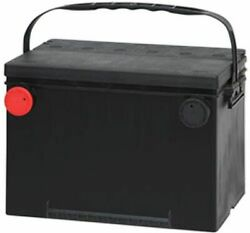 Replacement Battery For Cadillac Fleetwood V8 7.0l 465cca Year 1975
