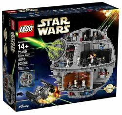 Lego Star Wars Death Star 75159 [ages 14+ 4016 Pieces 23 Iconic Minifigs] New