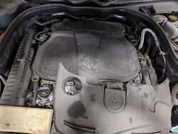 2016 Mercedes E350 3.5l Engine Motor With 50,416 Miles