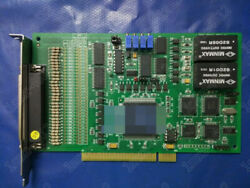 1 Pc Used Adlink Pci-9113a Data Acquisition Daq Card