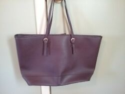 NEW YORK AND COMPANY tote bag for women large $18.00
