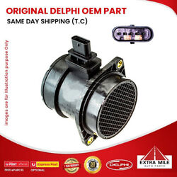 Delphi Air Mass Meter For Ssangyong Rexton 3.2l 6cyl Rx320 M162 Af10391 Caf067
