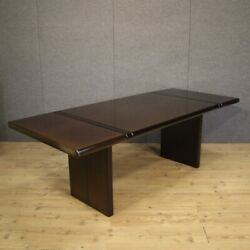 Italian Table Design Furniture In Exotic Wood Vintage Style Modern 900