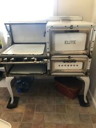 1920and039s/ 1930and039s Antique Vintage Gas Stove Elite