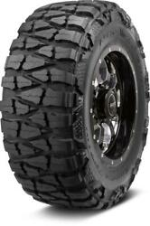 Nitto Mud Grappler 33x12.50r17 120q 10e Tire 200760 Qty 4