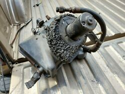 1957 Chevy Factory Oem Air Condition Firewall Parts Used Original Chevrolet 57