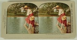 Lot Of 36 Atlas Stereographs Atlas View Co Chicago Stereoviews