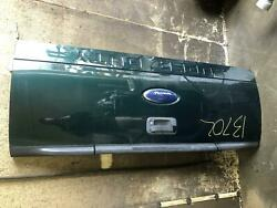 2008-2012 Ford F250sd Tailgate W/tailgate Step, W/o Rear View Camera