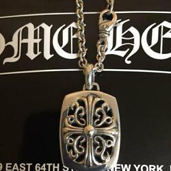 Chrome Hearts Keeper Pendant Ne Chain 20 From Japan Free Shipping