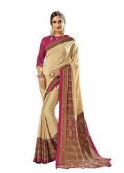 Bollywood Designer Party Wear Indian Crepe Saree Sari 11