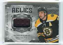 Rookie To Now Patrice Bergeron Sp Inserts And Paralleland039s - Pick Singles