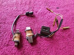 1999 Suzuki Df 15 Hp 4-stroke Outboard Stator And Rectifier.