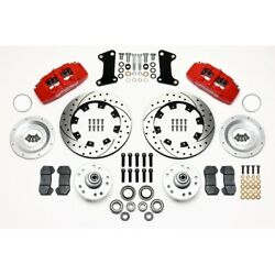 Wilwood 140-10510-dr Front Brake Kit Hub For 1973-1974 Buick Apollo New