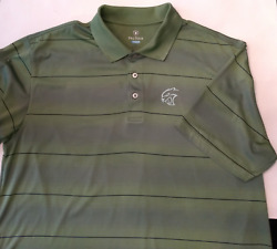 Charger Hellcat embroidered polo shirt XXL
