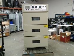 Clg Guangzhou Clg-kx-3zd Auto Three-door Vacuum Oven As Is