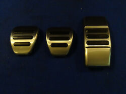 05 06 07 08 09 Ford Mustang 5 Speed Manual Transmission Premium Pedal Pads Y07
