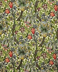 Golden Lily By William Morris Painting Artwork Paint By Numbers Kit Diy