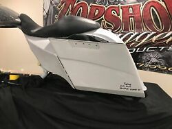 Top Shop 4.5 New Style Vipers Cvo Rear Fender Plate Tailight Kit Harley 09-13