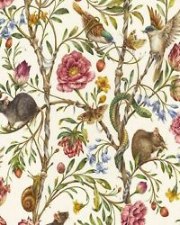 Back To Nature William Morris Squirrel Painting Artwork Paint By Numbers Kit Diy