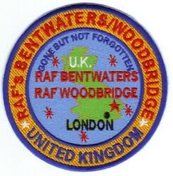 BENTWATERS WOODBRIDGE UNITED KINGDOM RAF Y