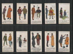 Trade Cards Cigarette Cards Fry's Chocolates Phil May