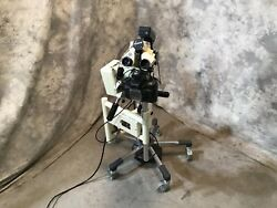 Leisegang Colposcope B153 W/ Nikon D100 Camera And Nice Rolling Stand