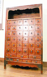 Antique Chinese Apothecary Cabinet 3280