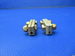 Stec Cable Clamps P/n 6122 6121 Lot Of 2 0420-380