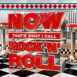 NOW THAT#x27;S WHAT I CALL ROCK N ROLL NEW CD