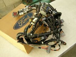 Nos Oem Ford 1993 Taurus Sho Under Dash Main Wiring Harness Automatic Trans.