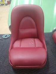 Jaguar Xke S1 Coupe Seats Pair Andnbspsuffolk And Turley Fantastic Condition