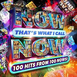 Now Thats What I Call Now: 100 Hits From 100 Nows Audio CD Various Artists
