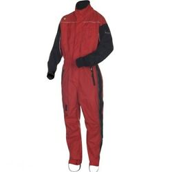 Supair Flying Suit Ppg Paramotor Paraglider Paragliding Red/black Small