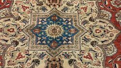 Rare 1930-1940s Antique Natural Dye Wool Pile Legendary Karabahk Rug 6and0395andtimes11and039