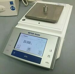 Mettler Xs1003s Analytical Balance Max. 1010g Res. 1mg