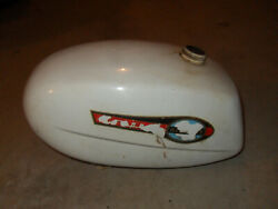 Puch Sears Allstate Ds60 Compact Scooter - Gas Tank