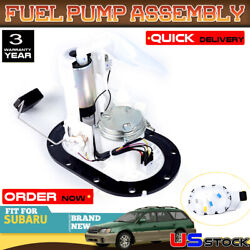 Fuel Pump Module Assembly For Subaru Baja Legacy Outback H4 2.5l 2000-2003 Fast