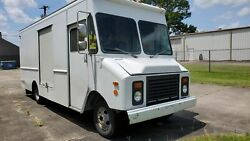 Chevrolet P-30 Mobile Business Truck  Empty Step Van for Conversion for Sale in