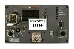 Ae Advanced Energy Apex 2013 Rf Generator 2.0kw @ 13.56mhz Not Working As-is