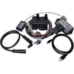Daytona Twin Tec Tc88 Ignition W/ Wire Harness And Coil Harley Twin Cam 04-06