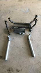 Globe/temco Gc1 Exhaust System - Lycoming O-360